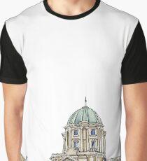 Buda Castle Graphic T-Shirt