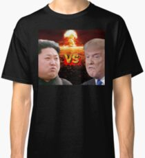 Donald Trump VS Kim Jong Un Classic T-Shirt