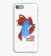 Your Support iPhone Case/Skin