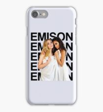 Emison iPhone Case/Skin