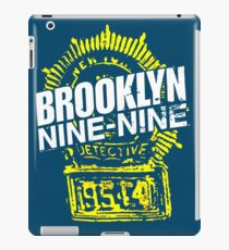 99 Cops iPad Case/Skin