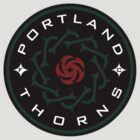 Portland Thorns by blcsoccergirl23