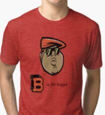 The Big B Tri-blend T-Shirt