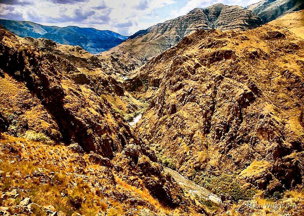 Imnaha Canyon by Don Wright IPA