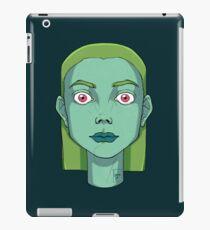 bulbasaur girl  iPad Case/Skin