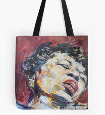 In Between The Devil and the Deep Blue Sea Tote Bag