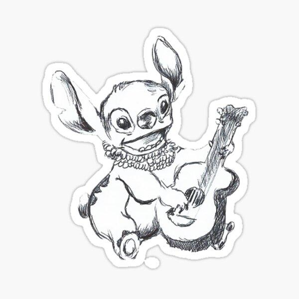Ohana sketch  Sticker