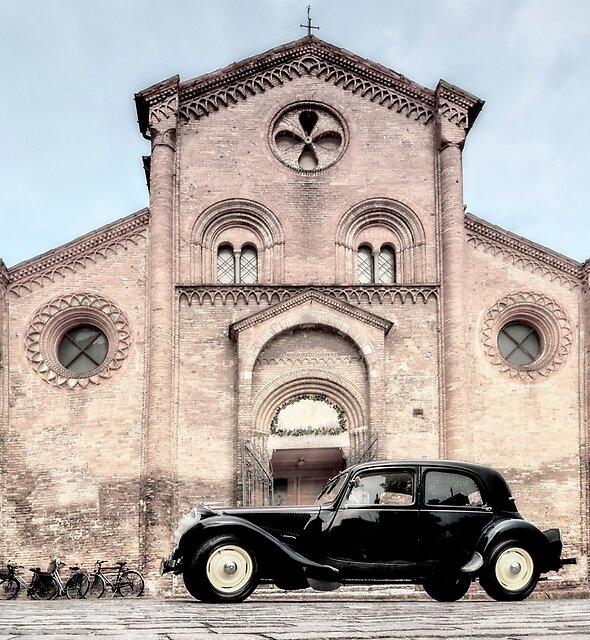 The past by Livio  Ferrari