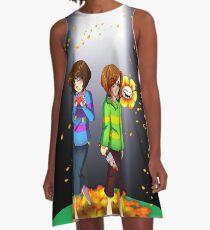 Child of Mercy .:. Child of Murder A-Line Dress