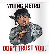 metro boomin' Poster