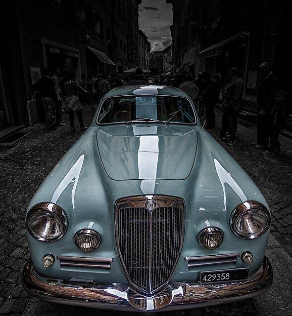 Old car by Livio  Ferrari