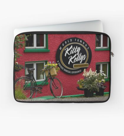 Kitty Kelly's restaurant, Donegal - wide Laptop Sleeve