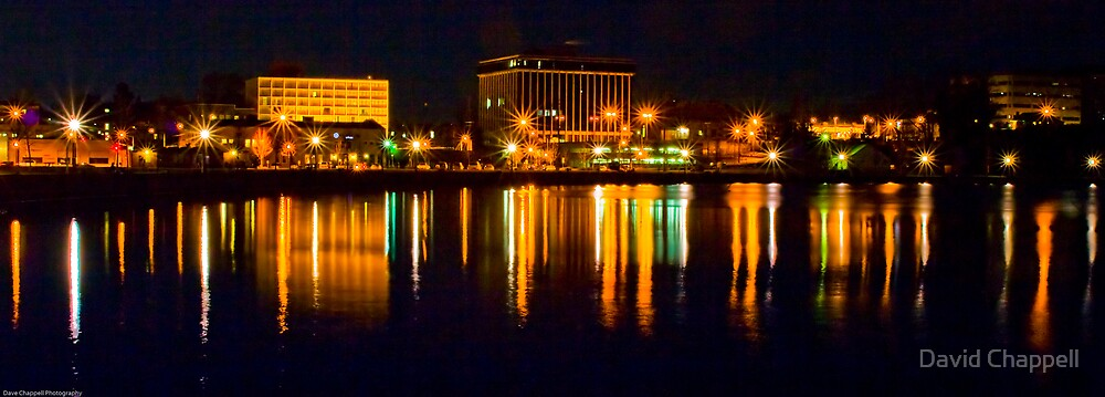 Olympia Reflection by David Chappell