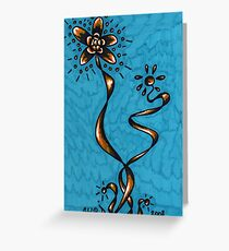 Calm Growth Greeting Card