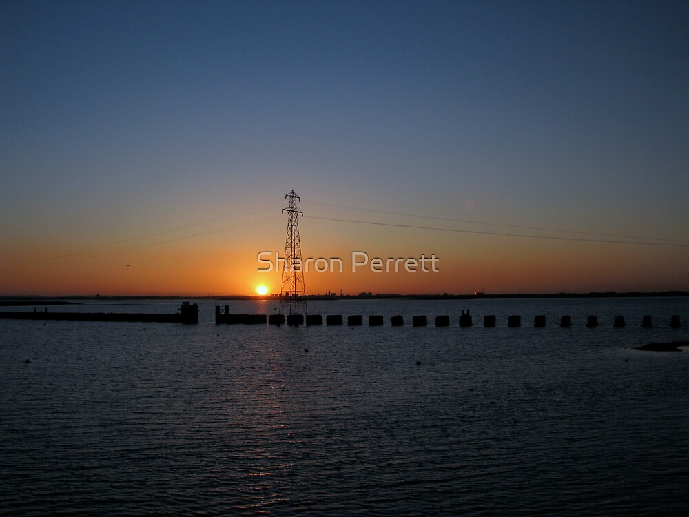 Sunset 1 24-01-08 by Sharon Perrett
