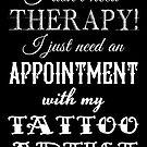 Tattoo Therapy by ShantyShawn