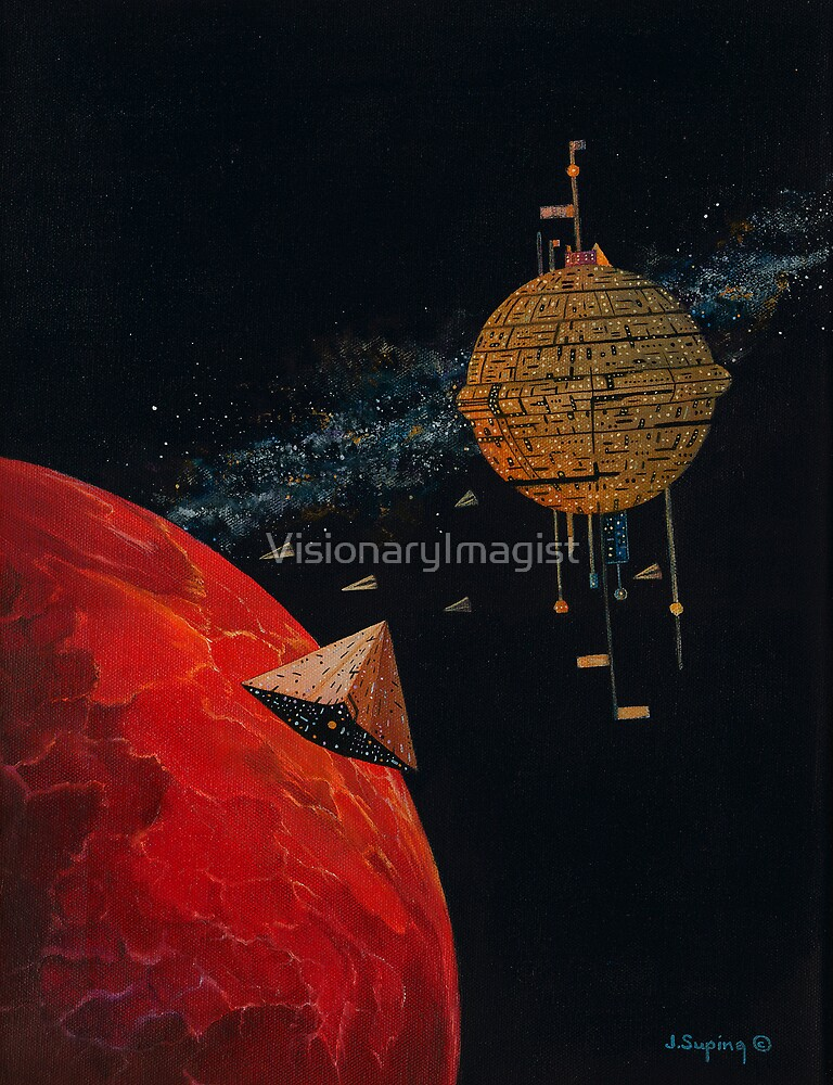 NEW PILGRIMS by VisionaryImagist