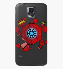 Iron Armour - Hex Case/Skin for Samsung Galaxy