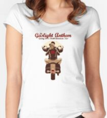 The Gaslight Anthem 2015 North American Tour Tee Women's Fitted Scoop T-Shirt