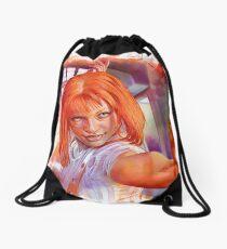 Leeloo - The Fifth Element Drawstring Bag