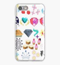 Cutie Marks iPhone Case/Skin