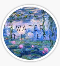 monet Sticker