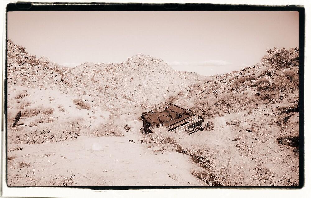 Deth In the desert 2 by Burntwick
