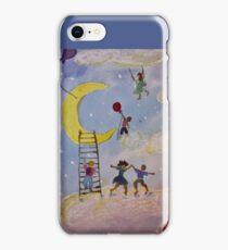 Sky Children iPhone Case/Skin