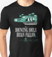Bouncing Souls and Brian Fallon with Aye Nake tour tee Unisex T-Shirt