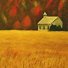 """Mountain Autumn""... prints and products by Bob Hall©"