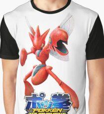 Pokken Tournament Scizor Graphic T-Shirt