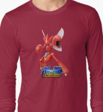 Pokken Tournament Scizor Long Sleeve T-Shirt