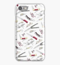 Airport Security Nightmare iPhone Case/Skin