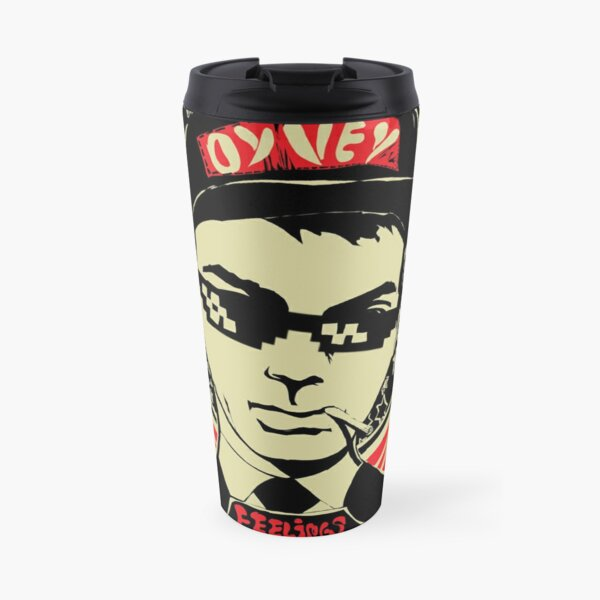 Ben Shapiro Thug Life #86 Travel Mug
