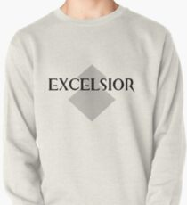 Excelsior White Pullover