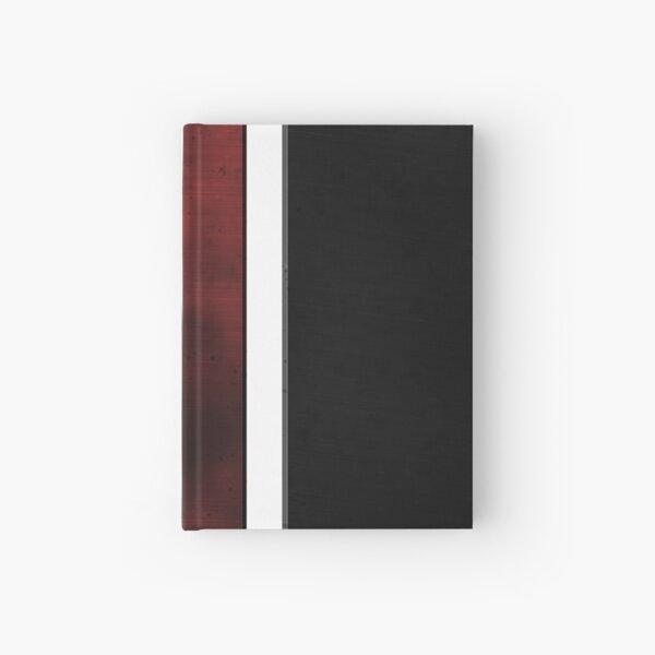 N7 Color Stripe- Metal Hardcover Journal