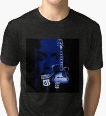 Robert JOHNSON Bluesman Tri-blend T-Shirt