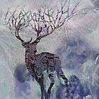 deer dreams  #RBSTAYCAY by Marianna Tankelevich