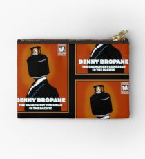 Benny Bropane the Raunchiest  Studio Pouch