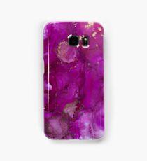 A Study In Pinks Samsung Galaxy Case/Skin
