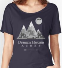 Dream House Acres Neighborhood Women's Relaxed Fit T-Shirt