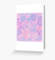 Diamond in the Rough Greeting Card