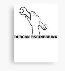 Durgan Engineering Canvas Print