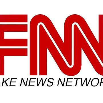 CNN Fake News by melowyelowlemon