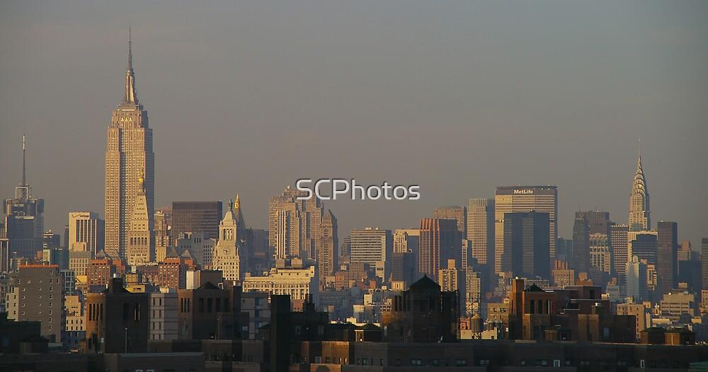 Manhattan by SCPhotos