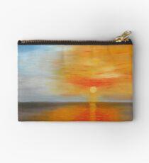 Ciel flamboyant - Blazing sky Pochette