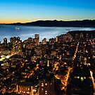 English Bay - Room with a View by Amyn Nasser