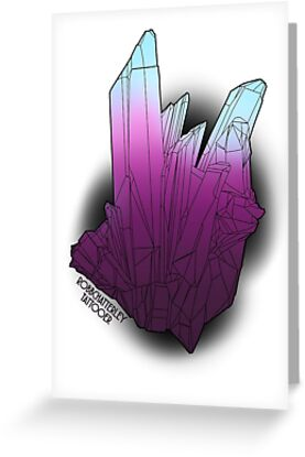 Crystals  by Robbchatterley