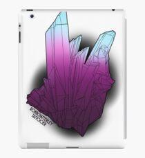 Crystals  iPad Case/Skin