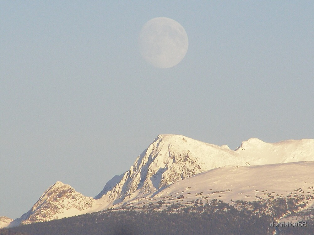 Hudson Bay Mountain by donnalou68